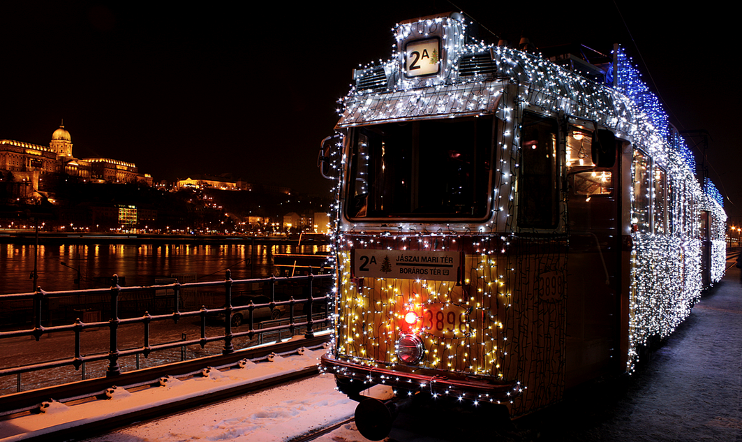 Χριστούγεννα-Πρωτοχρονιά-Θεοφάνεια στη Βουδαπέστη