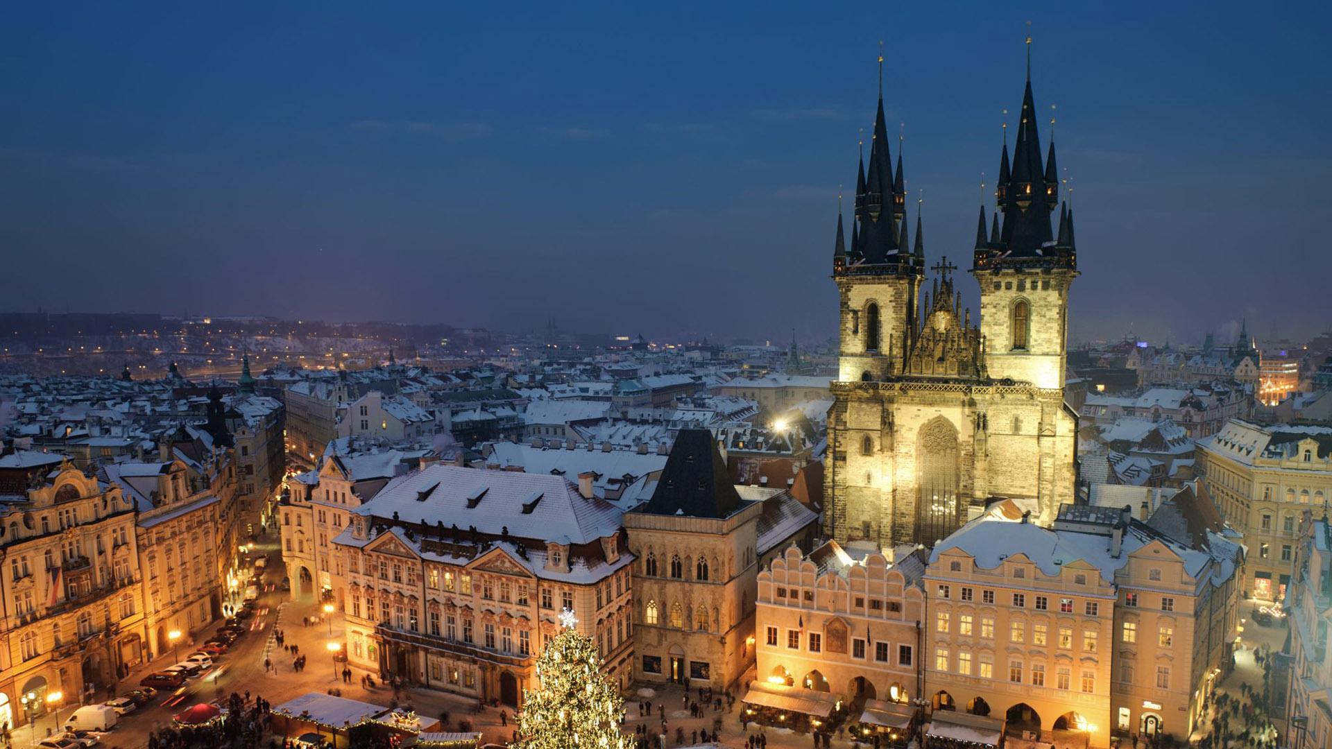 Πράγα - Χριστούγεννα / Πρωτοχρονιά / Θεοφάνεια