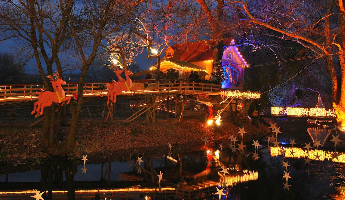 Μύλος των Ξωτικών-Μαγικά Χριστούγεννα στα Τρίκαλα