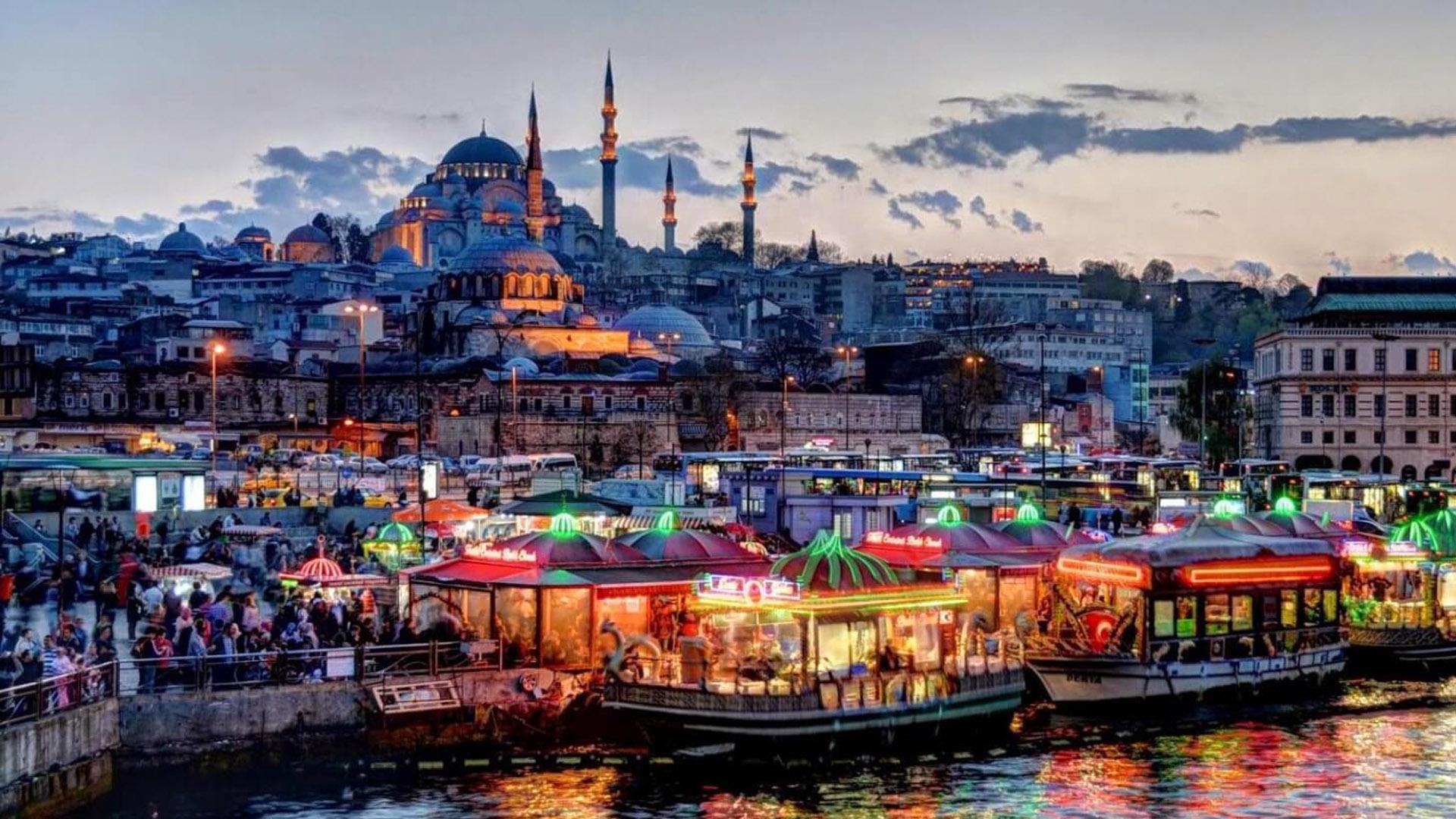 Κωνσταντινούπολη - 28η Οκτωβρίου